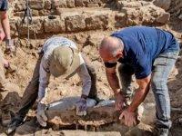 Golan Tepeleri'nde 1700 yıllık yazılı taş bulundu