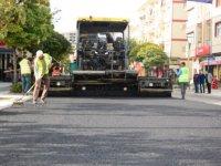 Ömrünü tamamlayan asfaltlar kazılıp yerine yenisi serilecek