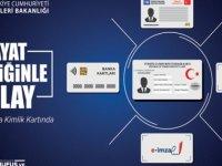 420 bin kişi, sürücü belgesi bilgilerini kimliğine entegre ettirdi