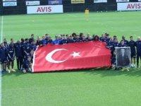 Fenerbahçe'de 29 Ekim Cumhuriyet Bayramı kutlandı