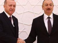 Aliyev ve Erdoğan arasında telefon görüşmesi
