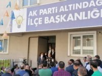 Ak Parti Altındağ'da İlçe Başkanlığı Yarışı