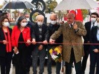 Ankara'da Şule Çet Parkı düzenlenen törenle açıldı