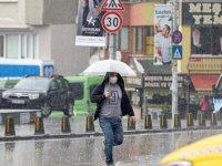 İstanbul'da yağış ve sis etkili oldu