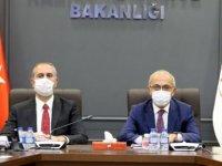Bakan Elvan: Adımlarımızı hızla atacağız