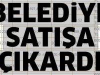 Altındağ Belediyesi 73 arsasını satışa çıkardı