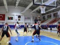 Bahçeli tesisleri'nde basketbol turnuvası düzenlendi