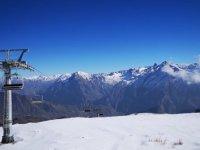 Hakkari'deki Merga Bütan Kayak Merkezi sezona hazır