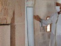 Tarihi Mahremiye Camii'nin deprem terazisi asırlardır dönüyor