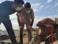 MSB: Libya Silahlı Kuvvetlerine çok namlulu roketatar eğitimleri verildi