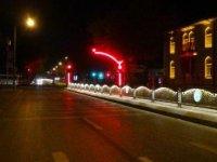 Edirne'de sokağa çıkma kısıtlaması başladı, kent sessizliğe büründü