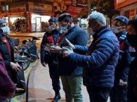 Kırıkkale'de kısıtlama ihlallerine ceza yazıldı