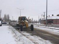 Van'da kar hayatı olumsuz etkiledi