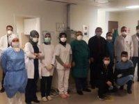 Koronavirüs tedavisi gören Mehmet Özhaseki taburcu oldu