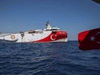 Enerji ve Tabii Kaynaklar Bakanlığı: Oruç Reis Antalya Limanı'na döndü