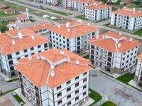 Ankara'da 229 adet kamu konutu satışa sunuldu