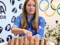 Milli satranççı Ekaterina Atalık, Dünya Kadın Satrancı Zirvesi'ne çevrim içi katılacak