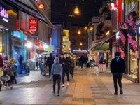 Sokak kısıtlaması öncesi Kadıköy'de son durum