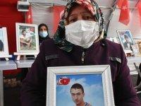Diyarbakır annelerinden HDP İl Başkanına tepki: İnsanın ciğeri yanmazsa buraya gelmez