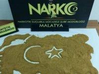 Malatya'da uyuşturucu operasyonu: 4 gözaltı