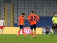 Başakşehir, Şampiyonlar Ligi'nde Leipzig'e boyun eğdi