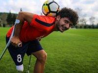 Ampute milli futbolcu Barış Telli: Hiçbir zaman hayallerinizden vazgeçmeyin