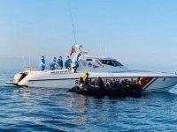 Sahil Güvenlik Komutanlığından Yunanistan medyasına yalanlama