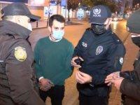 Maltepe'de denetimler sırasında uyuşturucu ile yakalandılar