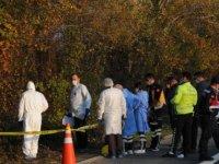 Ankara'da öldürdüğü eski nişanlısının cesedini, Sakarya'da yol kenarına attı