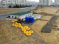 Başkentte parklar depolanan yağmur sularıyla sulanacak