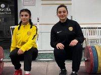 Ankaragücü Halter Takımı sporcularına milli davet