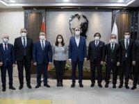 Bakanı Gül: İstanbul Havalimanı Adliyesi 7 gün 24 saat yargı hizmeti veriyor