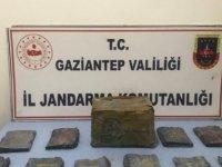 Gaziantep'te 10 adet altın yazılı Tevrat ele geçirildi