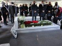 Mustafa Koç vefatının 5. yılında kabri başında anıldı