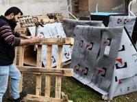 """MHP Ankara İl Başkanlığı'ndan örnek proje """"Hayvanlar Üşümesin"""""""