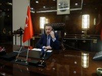 Oktay, Azerbaycan Başbakanı Asadov ile telefonda görüştü