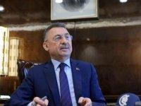 Cumhurbaşkanı Yardımcısı Oktay, Azerbaycan Başbakanı Asadov ile telefonda görüştü
