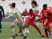 Demir Grup Sivasspor - Fenerbahçe: 1-1
