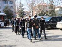 2 kentteki uyuşturucu operasyonunda 6 tutuklama