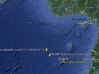 Nijerya açıklarında Türk gemisi kaçırıldı