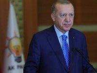 Cumhurbaşkanı Erdoğan: AK Parti'nin kurucusu da sahibi de lokomotifi de bizatihi milletimizin ta kendisidir