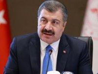 Sağlık Bakanı Koca: Bugün itibarıyla 80 yaş üzeri vatandaşlarımızın da aşılanmasına başlıyoruz