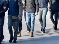 Erzincan merkezli FETÖ'nün TSK yapılanmasına yönelik operasyonda 9 şüpheli yakalandı