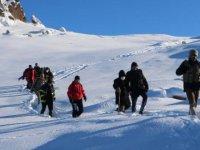 Yaylada donma tehlikesi geçiren vatandaşı, jandarma ve AFAD kurtardı