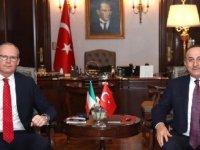 Bakan Çavuşoğlu: Yunanistan'ın provokasyonlardan vazgeçmesi gerekiyor