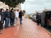 Tekirdağ'da, lüks minibüste 9 göçmen yakalandı