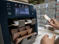 Bankacılık sektörü kredi hacmi geçen hafta 3 trilyon 550 milyar liraya geriledi