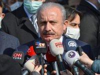 TBMM Başkanı Şentop: Henüz Meclis'e ulaşmış fezleke yok