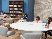 Kütüphaneler, Mamaklı minikler tarafından yoğun ilgi görüyor