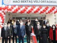 Milli Eğitim Bakanı Ziya Selçuk Çorum'da öğretmenlerle bir araya geldi